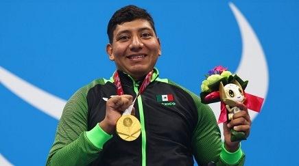 Jesús Hernández obtiene la segunda medalla de oro para México en los Juegos Paralímpicos de Tokio