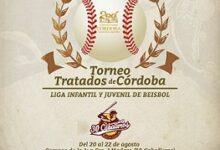 Torneo de béisbol Tratados de Córdoba se reprograma por situación epidemiológica