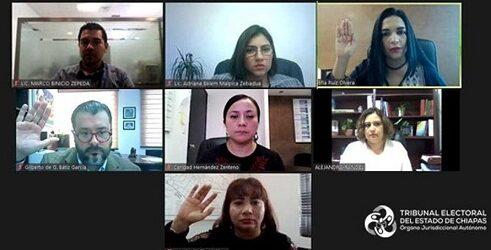 TEECH anula victoria del PVEM en dos municipios de Chiapas
