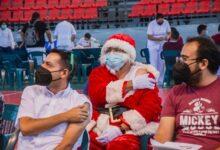 Aplican segunda dosis a personas de 30 y 39 años en Córdoba