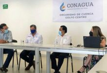 Alcalde electo Juan Martínez se reúne con titular de CONAGUA Pablo Robles Barajas