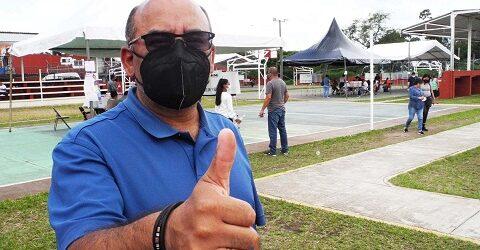 Siete personas  impiden  en Chavarrillo la instalación de Mesas Receptoras de la opinión ciudadana en esta consulta Pública.