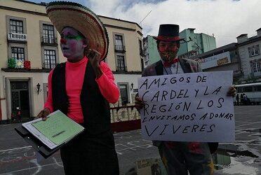 Denuncian que en Poza Rica censaron a gente pudiente, a  los damnificados con mayores necesidades quedaron fuera