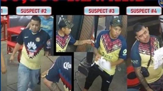 Aficionados de América involucrados en asesinato se entregan a las autoridades