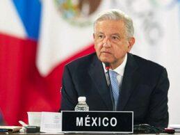 Venezolanos exiliados declaran persona non grata al presidente López Obrador