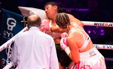 Muere Jeanette Zacarías, la boxeadora mexicana que recibió golpiza en Canadá