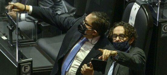 Quadri de nuevo truena contra AMLO, ahora por invitación a Miguel Díaz-Canel