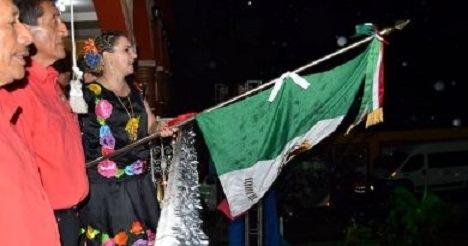 Carmen Cantón decide de manera responsable suspender en Comapa el Grito de Independencia