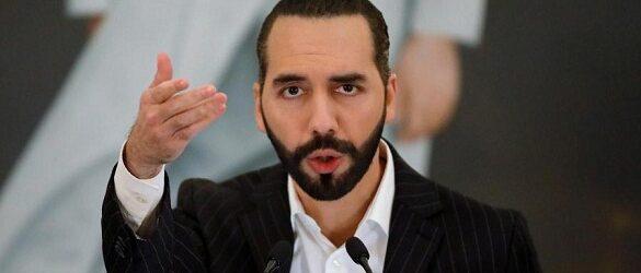 """El presidente Nayib Bukele se llama a sí mismo """"dictador de El Salvador"""" en Twitter"""