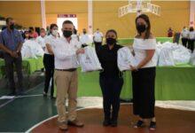 Cumple DIF Orizaba, con última entrega del programa de Útiles Escolares