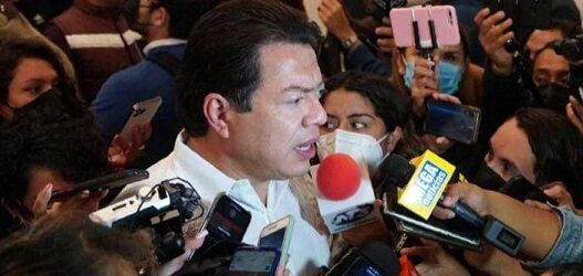 """LO QUE ES NO TENER VERGUENZA…Morena impugnará multa de INE por """"diezmos"""" de Delfina Gómez"""