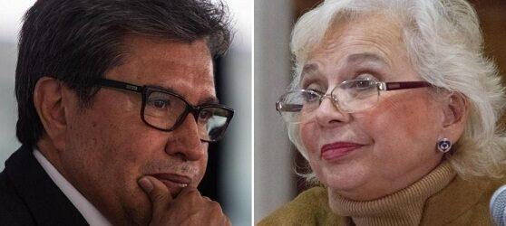 Monreal ve con simpatía conformación del Grupo Plural; Sánchez Cordero no ve fundamento jurídico
