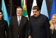 OTRO DICTADOR…Nicolás Maduro llega a México para cumbre de la CELAC