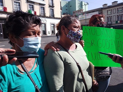 Familiares de Antonio Rodríguez piden desviar el Río Actopan para localizar su cuerpo