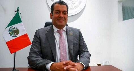Sergio Gutiérrez Luna, pieza clave de la 4T en consulta de revocación de mandato