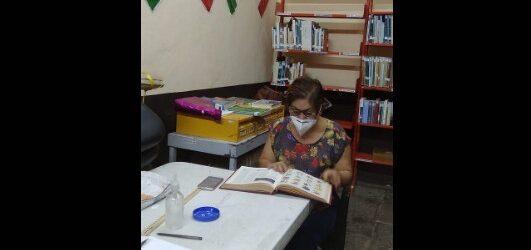 Reabren bibliotecas en Nogales Veracruz