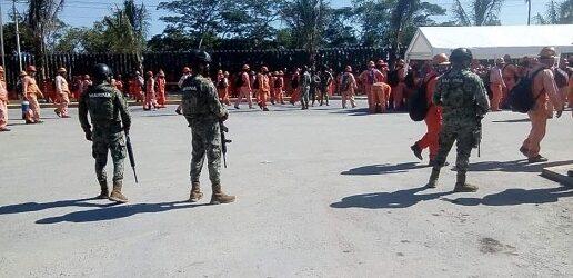 Rompen paz sindical y se desata violencia en Dos Bocas