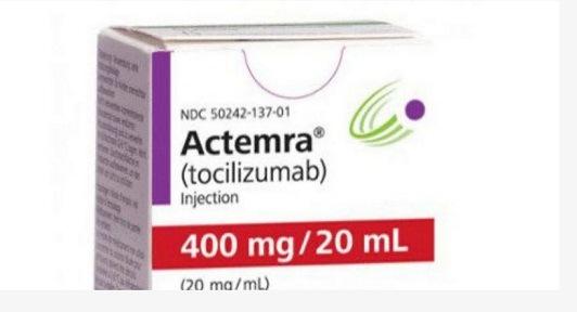 """Cofepris alerta sobre uso de """"Actemra"""", medicamento que se utiliza para tratar la Covid-19"""