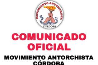 DESMIENTE MOVIMIENTO ANTORCHISTA INVADIR PREDIO EN COLONIA DE  CÓRDOBA
