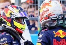 'Checo' Pérez sube al podio en el GP de Estados Unidos; Verstappen, el ganador
