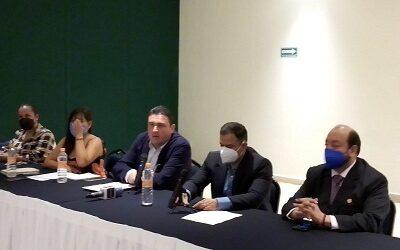 No estamos peleados con la Asociación de Hoteles y  Moteles de Xalapa, se trabajará con ellos: Carlos Mesa