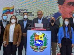 Suspende Gobierno de Venezuela diálogo con oposición en México