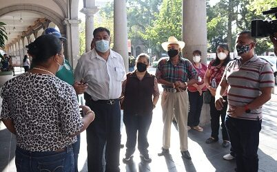 Colonos de la Revolución afectados por el Huracán Grace denuncian que no han recibido ningún apoyo